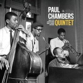 Paul Chambers ポールチェンバース / Paul Chambers Quintet (180グラム重量盤レコード / Jazz Images) 【LP】