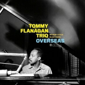 Tommy Flanagan トミーフラナガン / Overseas (180グラム重量盤レコード / Jazz Images) 【LP】