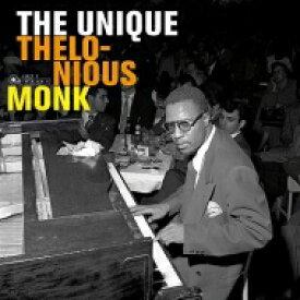 Thelonious Monk セロニアスモンク / Unique (180グラム重量盤レコード / Jazz Images) 【LP】