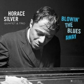 Horace Silver ホレスアンディ / Blowin' The Blues Away (180グラム重量盤レコード / Jazz Images) 【LP】