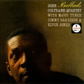 【送料無料】 John Coltrane ジョンコルトレーン / Ballads (Uhqcd)(Mqa-cd) 【Hi Quality CD】