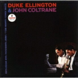 【送料無料】 Duke Ellington/John Coltrane デュークエリントン/ジョンコルトレーン / Duke Ellington & John Coltrane (Uhqcd)(Mqa-cd) 【Hi Quality CD】