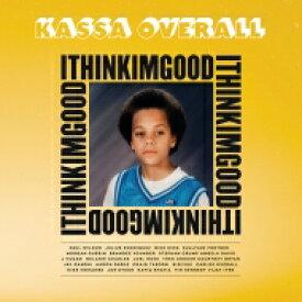 Kassa Overall / I Think I'm Good (アナログレコード / BROWNSWOOD) 【LP】