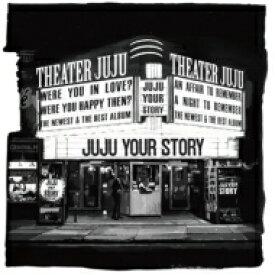 【送料無料】 JUJU / YOUR STORY 【初回生産限定盤】 【CD】