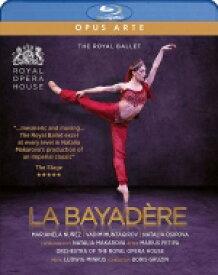 【送料無料】 バレエ&ダンス / 『ラ・バヤデール』 英国ロイヤル・バレエ、マリアネラ・ヌニェス、ナタリア・オシポワ、ワディム・ムンタギロフ、他(2018)(日本語解説付) 【BLU-RAY DISC】