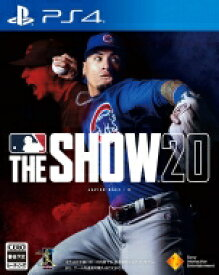 【送料無料】 Game Soft (PlayStation 4) / MLB The Show 20(英語版) 【GAME】