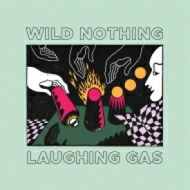 Wild Nothing ワイルドナッシング / Laughing Gas Ep (Milky Clear Vinyl) 【LP】