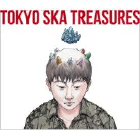 【送料無料】 Tokyo Ska Paradise Orchestra 東京スカパラダイスオーケストラ / TOKYO SKA TREASURES 〜ベスト・オブ・東京スカパラダイスオーケストラ〜 【CD】