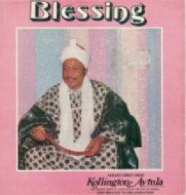 【送料無料】 Kollington Ayinla And His Fuji '78 Organisation / Blessing 【LP】