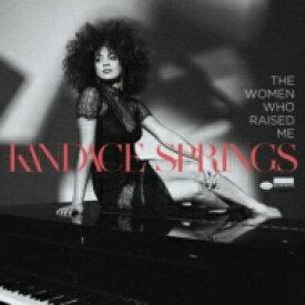 【送料無料】 Kandace Springs / Women Who Raised Me (2枚組 / 180グラム重量盤レコード) 【LP】