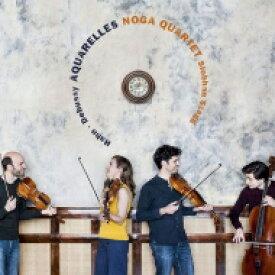 【送料無料】 Debussy ドビュッシー / ドビュッシー:弦楽四重奏曲、忘れられた小唄(ソプラノ&弦楽四重奏)、アーン:弦楽四重奏曲第2番 ノガ・カルテット、ショバーン・スタッグ 輸入盤 【CD】