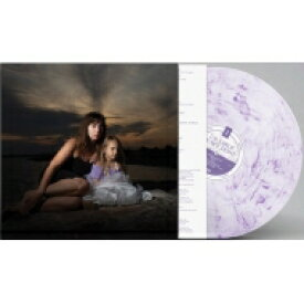 U.S. Girls / Heavy Light (ホワイト & パープル・スプラッターヴァイナル仕様 / アナログレコード)※入荷数がご予約数に満たない場合は先着順とさせて頂きます。 【LP】
