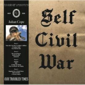 Julian Cope ジュリアンコープ / Self Civil War 輸入盤 【CD】