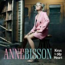 【送料無料】 Anne Bisson / Keys To My Heart (45回転 / 2枚組 / 180グラム重量盤レコード) 【LP】