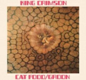 King Crimson キングクリムゾン / Cat Food / Groon(50th Anniversary Edition)(10インチアナログレコード) 【12in】