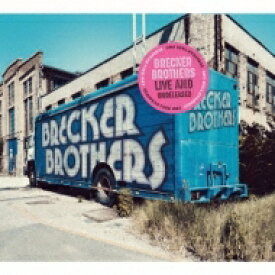 Brecker Brothers ブレッカーブラザーズ / Live And Unreleased 【LP】