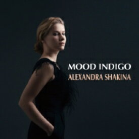 Alexandra Shakina / Mood Indigo (180グラム重量盤レコード / Venus Hyper Magnum Sound) 【LP】