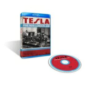 Tesla テスラ / Five Man London Jam 【BLU-RAY DISC】