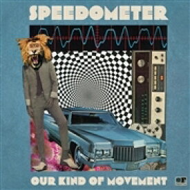 Speedometer スピードメーター / Our Kind Of Movement 【LP】