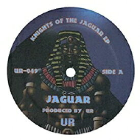 Underground Resistance アンダーグラウンドレジスタンス / Knights Of The Jaguar Ep (12インチシングルレコード) 【12in】