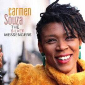 【送料無料】 Carmen Souza / Silver Messengers 輸入盤 【CD】