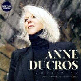 【送料無料】 Anne Ducros アンデュクロス / Something 輸入盤 【CD】