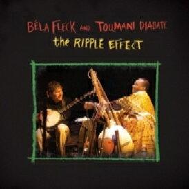 【送料無料】 Bela Fleck / Toumani Diabate / Ripple Effect (2枚組 / 180グラム重量盤レコード) 【LP】