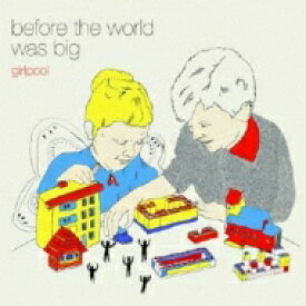 Girlpool / Before The World Was Big 輸入盤 【CD】
