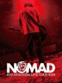 """【送料無料】 錦戸亮 ニシキドリョウ / 錦戸亮 LIVE TOUR 2019""""NOMAD""""【初回限定盤】(2DVD+フォトブック) 【DVD】"""