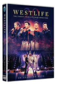 Westlife ウエストライフ / Twenty Tour - Live From Croke Park 【DVD】