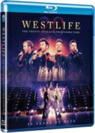 Westlife ウエストライフ / Twenty Tour - Live From Croke Park (Blu-ray) 【BLU-RAY DISC】