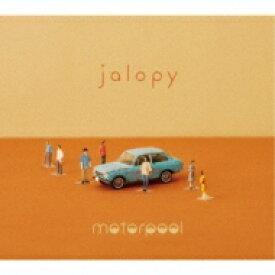 motorpool / jalopy 【CD】