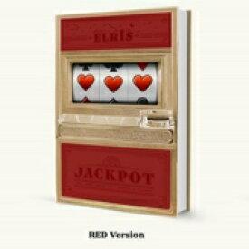Elris / 4th Mini Album: JACKPOT (Red Ver.) 【CD】