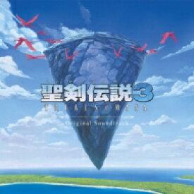 【送料無料】 聖剣伝説3 TRIALS OF MANA Original Soundtrack 【CD】