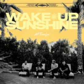 All Time Low オールタイムロウ / Wake Up, Sunshine 輸入盤 【CD】
