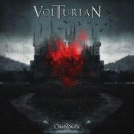 【送料無料】 Volturian / Crimson 【CD】