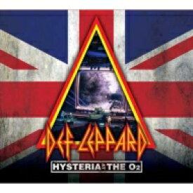 【送料無料】 Def Leppard デフレパード / Hysteria At The O2 (Blu-ray+2SHM-CD) 【BLU-RAY DISC】