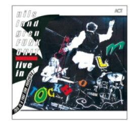 【送料無料】 Nils Landgren ニルスラングレン / Live In Stockholm (2枚組180グラム重量盤レコード) 【LP】