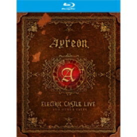 Ayreon エイリオン / Electric Castle Live And Other Tales 【BLU-RAY DISC】