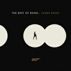 【送料無料】 The Best Of Bond...James Bond (3枚組アナログレコード) 【LP】