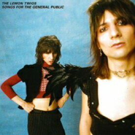 The Lemon Twigs / Songs For The General Public 輸入盤 【CD】