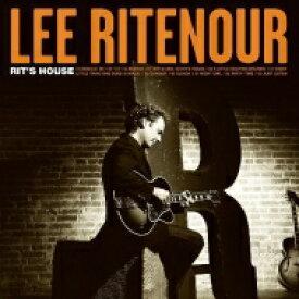 【送料無料】 Lee Ritenour リーリトナー / Rit's House (2枚組 / 180グラム重量盤レコード) 【LP】