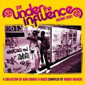 【送料無料】 Woody Bianchi / Under The Influence Volume Eight 【LP】