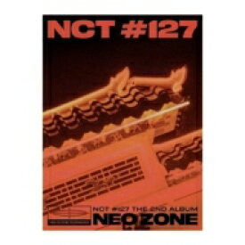 NCT 127 / 2集: NCT #127 NEO ZONE (T Ver.) 【CD】