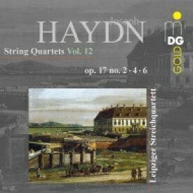 Haydn ハイドン / 弦楽四重奏曲第26番、第28番、第30番 ライプツィヒ弦楽四重奏団 輸入盤 【CD】