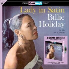 Billie Holiday ビリーホリディ / Lady In Satin (180グラム重量盤レコード / GROOVE REPLICA) 【LP】