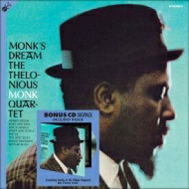 Thelonious Monk セロニアスモンク / Monk's Dream (+CD) (180グラム重量盤レコード / GROOVE REPLICA) 【LP】