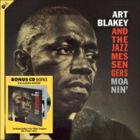 Art Blakey アートブレイキー / Moanin' (180グラム重量盤レコード) 【LP】