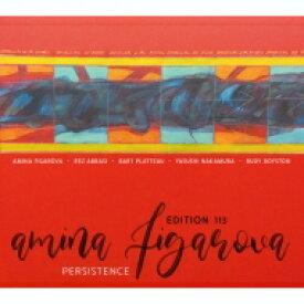 Amina Figarova / Persistence 【LP】