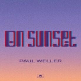 【送料無料】 Paul Weller ポールウェラー / On Sunset (Deluxe) 輸入盤 【CD】